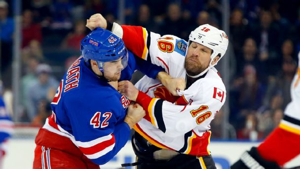 Brian McGrattan and Dylan McIlrath