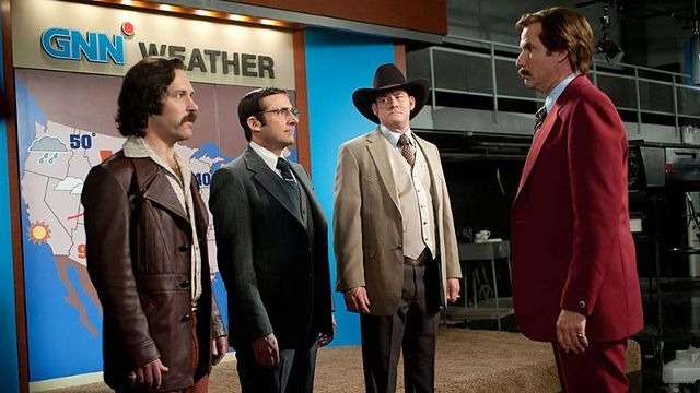 Funny? No, Die: The Many Problems of Anchorman 2: The Legend Continues