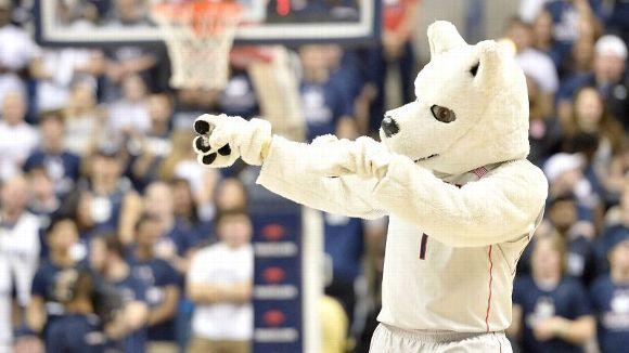 UConn Mascot