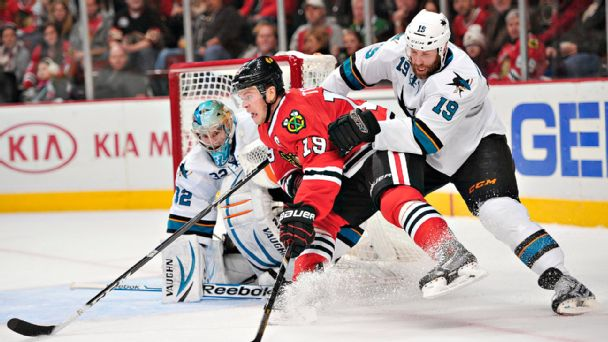 Sharks/Blackhawks