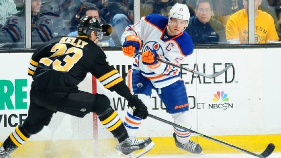 Andrew Ference, Chris Kelly
