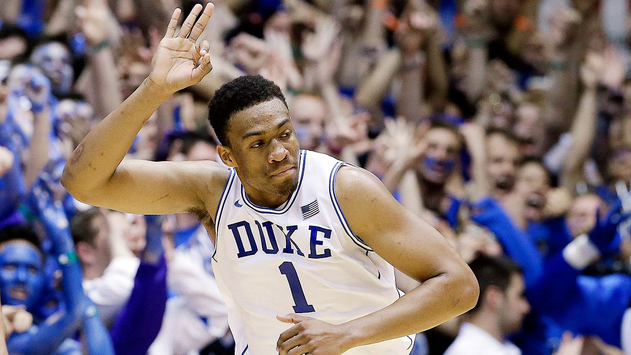 Jabari Parker leaving Duke Blue Devils to enter NBA draft Jabari Parker Nba Draft