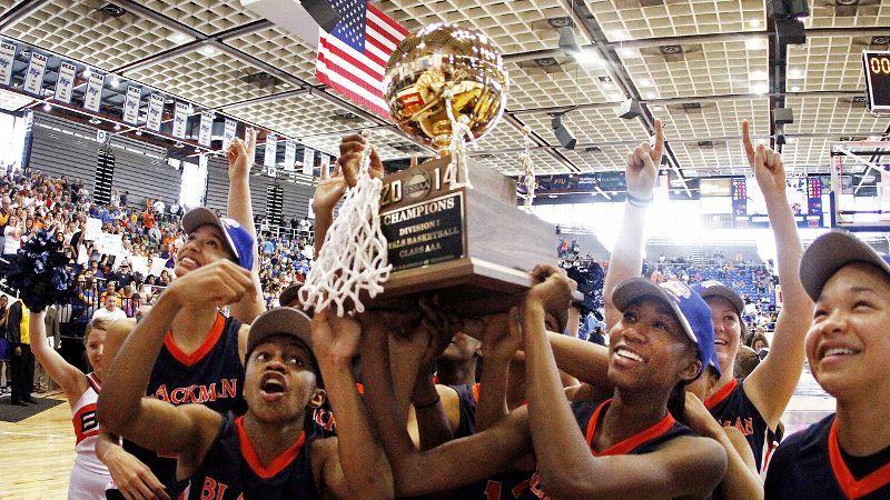 HoopGurlz -- Blackman girls' basketball, toughened by tough
