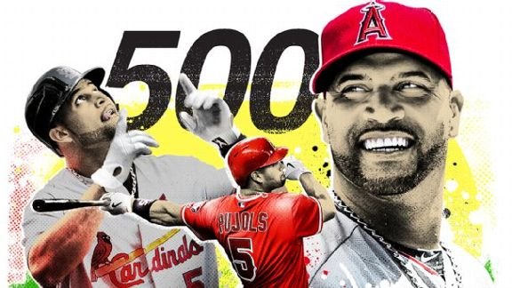More To Pujols Than 500
