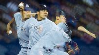 Yanks encouraged by Tanaka bullpen session