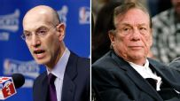 Adam Silver/Donald Sterling