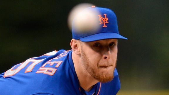 Zack Wheeler - Mets Blog - ESPN New York