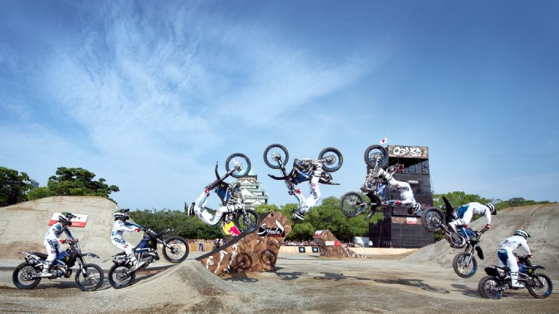 X Games Austin: International FMX stars dominating freestyle