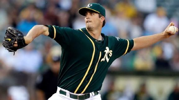 A's In Wild-Card Battle