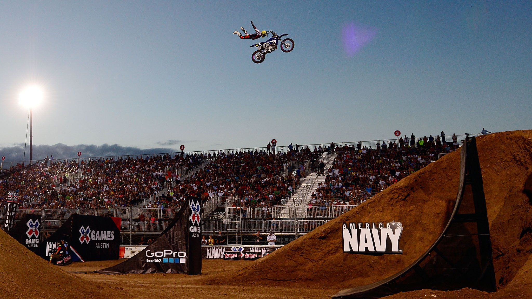 motocross x games freestyle 2014