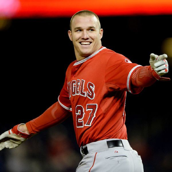 Rob Manfred: Mike Trout limits his popularity because he won't market himself