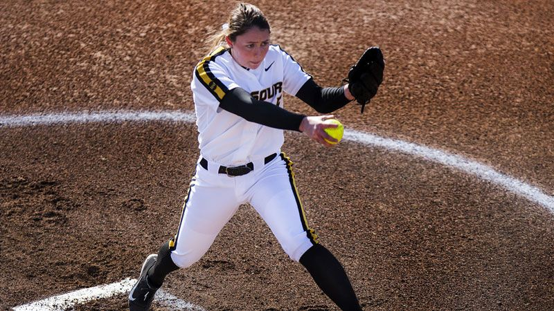 Mizzou Softball Advances Past Bradley in Exciting Extra ...