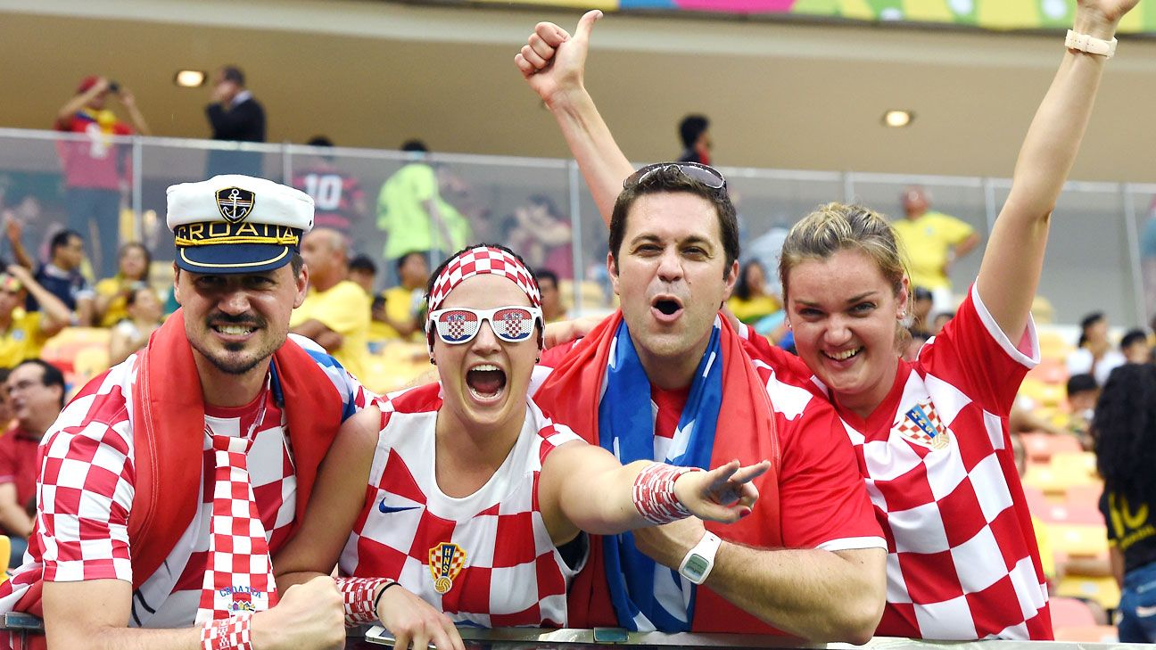Croatia FA denies leaders involvement in World Cup final ticket touting