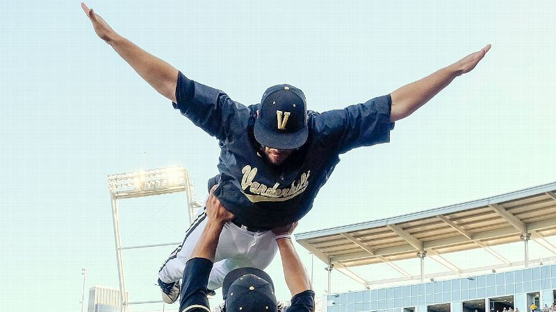 Vanderbilt ranked pre-season No. 1