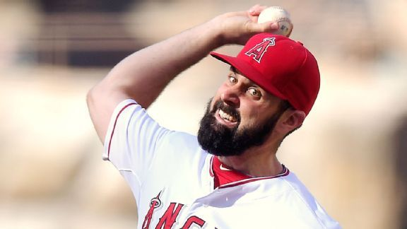 Matt Shoemaker Angelinos
