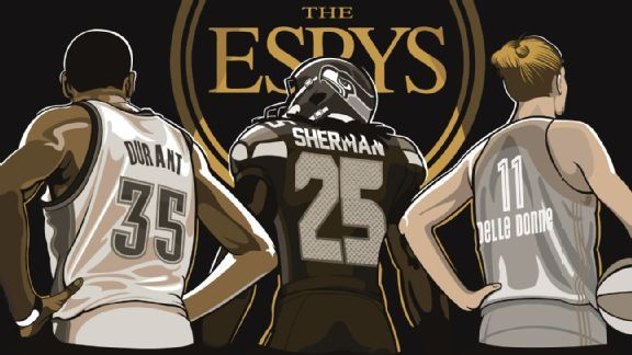 Vote For Your ESPYS