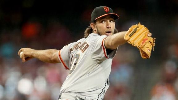 Can Bumgarner Tame Pirates?