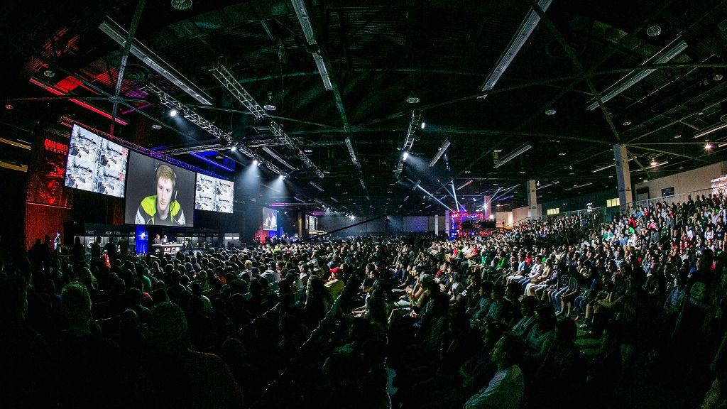 major league gaming arena major league gaming arena