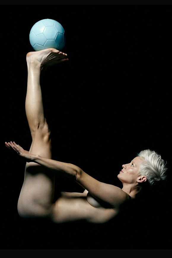 Megan Rapinoe, ESPN Body Issue 2014, ESPN The Bodies We Want, Megan Rapinoe naked