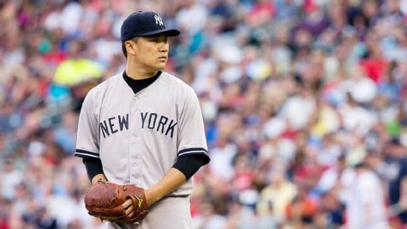 Tanaka Has Partially Torn UCL