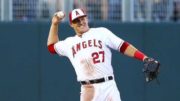 Mike Trout Angelinos
