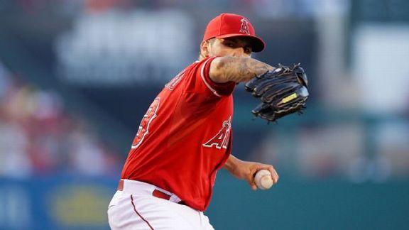 Angels Look To Lefty