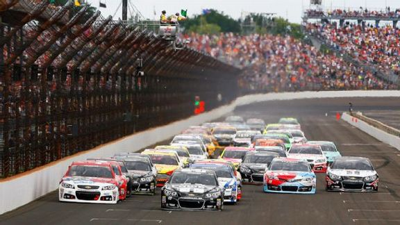 Brickyard Running On Fumes