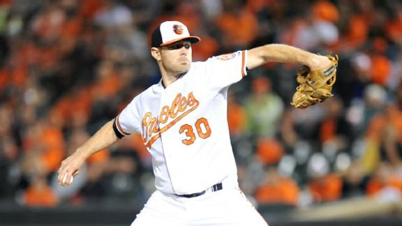 O's Hunting For Pitching