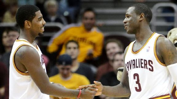 Cavs Duo Must Adapt To LBJ