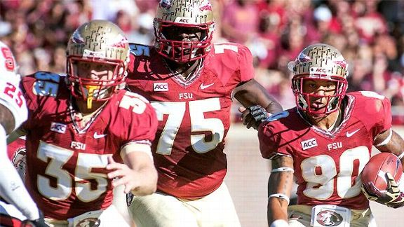 Seminoles Take Over Rankings