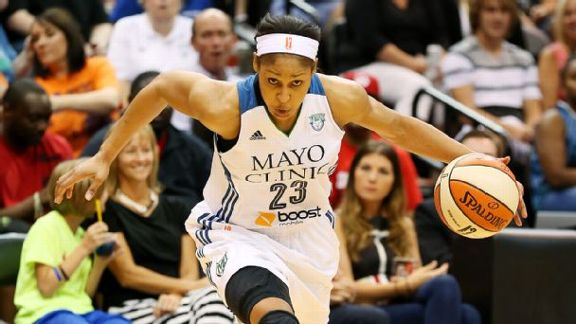 Can Maya Moore Carry Lynx?