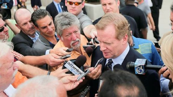 Goodell's Power Bad For NFL