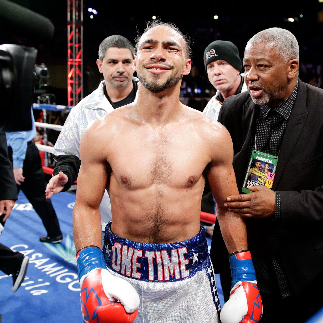 Thurman Turns Down Roc Nation Sports Offer