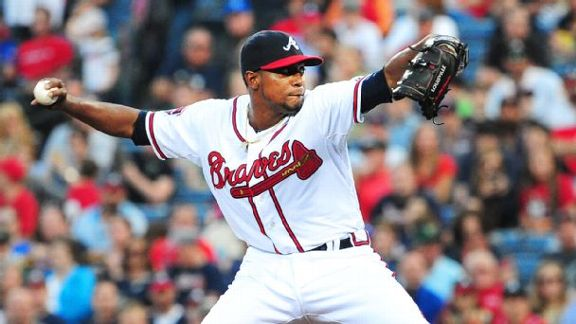 Braves Need Teheran To Shine