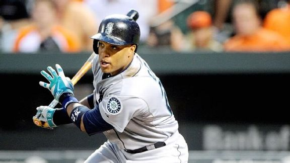 Cano Has Carried The M's