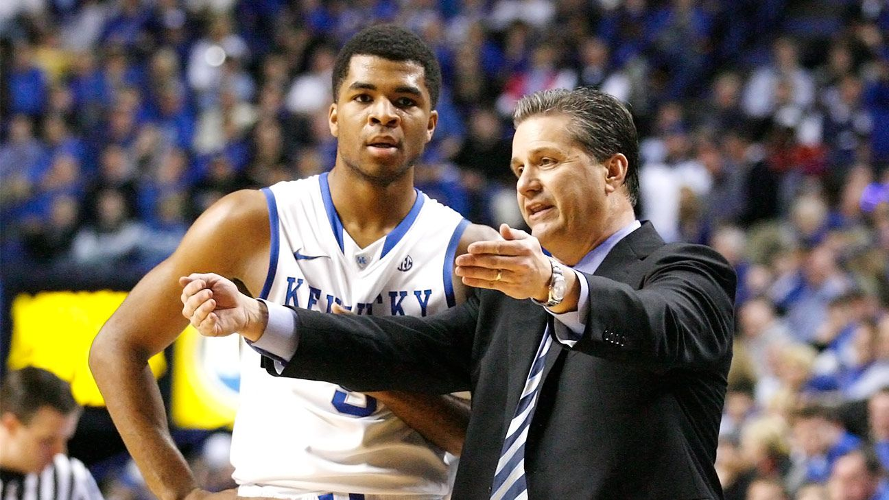 UK men's basketball ranked No. 1 in preseason again