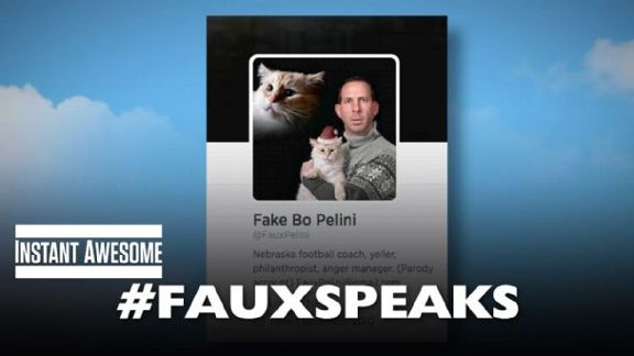 Faux Pelini Speaks Out