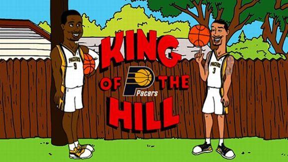 Top 10 #NBACartoons