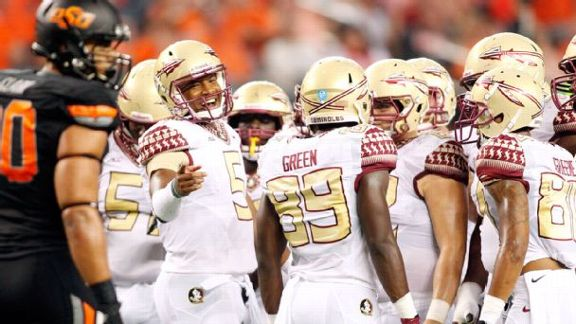 No. 1 Noles Dodge Upset