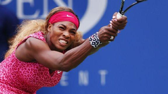 Serena 'Surprises' Serena