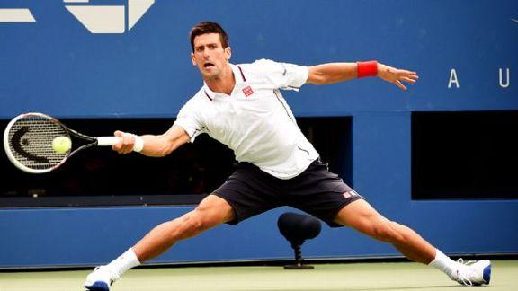 Djokovic Dominates Querrey
