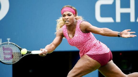 Serena Survives At Open