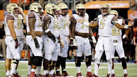 Why The Noles Can't Relax