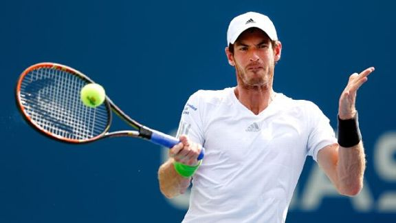 Murray Gets Confidence Boost