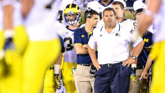 Is Big Blue Too Big For Hoke?