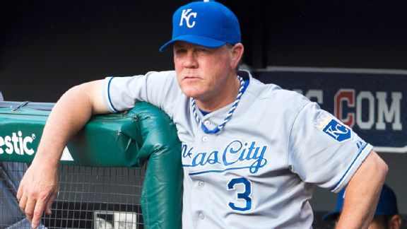 Ned Yost Reales