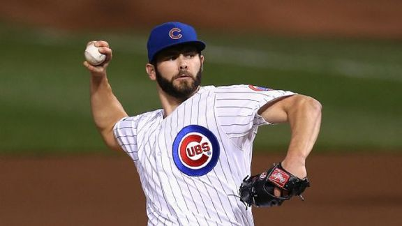 Arrieta No-Hitting Reds