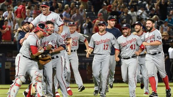 Why Nationals Will End Drought