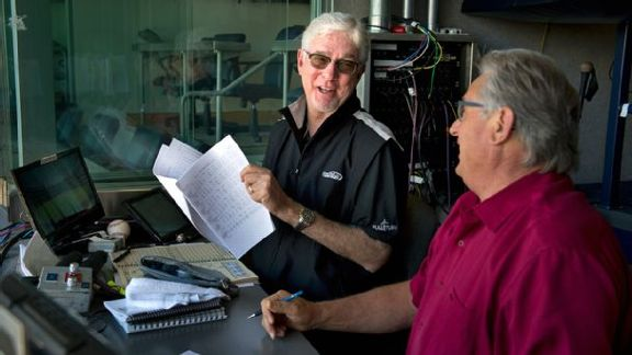 Friendship Aids Krukow's Fight