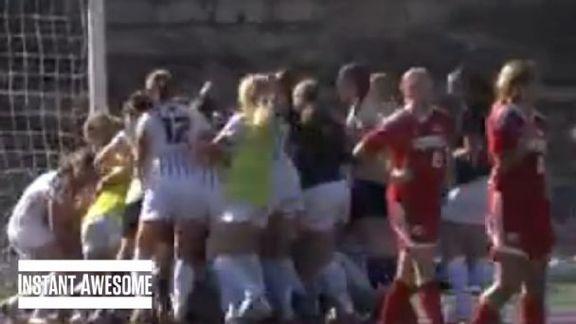 Soccer Goal Beats Final Whistle
